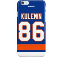 New York Islanders Nikolay Kulemin Jersey Back Phone Case iPhone Case/Skin