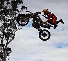 motoX daredevil Jonty by gaylene