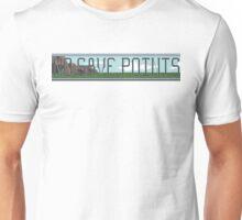 No Save Points BG Text Unisex T-Shirt