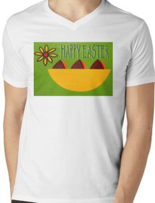 EASTER 50 Mens V-Neck T-Shirt
