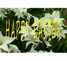 EASTER 51 Photographic Print
