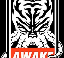 Awake. by J.C. Maziu