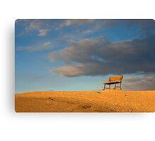 Come Take a Seat Canvas Print