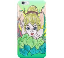 Feisty Fairy Tinkerbell iPhone Case/Skin