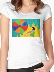 EASTER 56 Women's Fitted Scoop T-Shirt