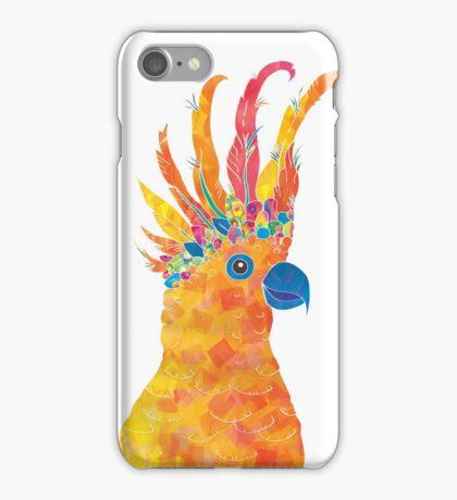Rainbow Cocky iPhone Case/Skin
