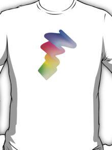 multicolor aesthetic tumblr T-Shirt