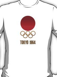 tokyo 1964 olimpics tshirt T-Shirt
