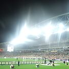 Telstra Stadium Sydney fc - La Galaxy by alexollier