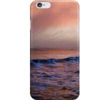 Morning on the coast iPhone Case/Skin
