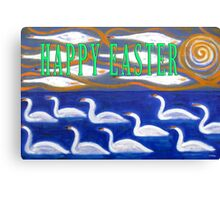 EASTER 60 Canvas Print