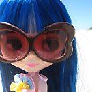 Katsumi at the beach by circuscat