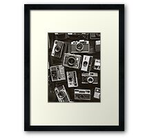 Old Cheese Framed Print
