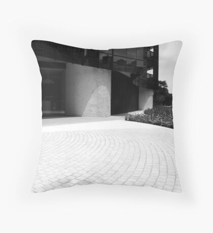 concavity-ness-ism Throw Pillow