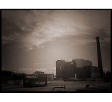 Demolition Desolation Photographic Print