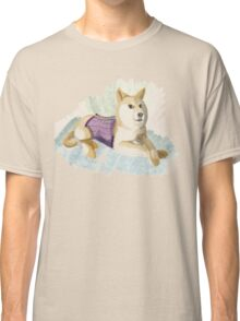 Doge in a Corset Classic T-Shirt