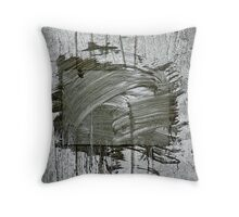 squared paint Throw Pillow