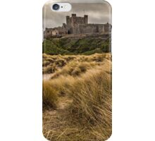 Bamburgh Castle - Northumberland iPhone Case/Skin