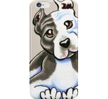 Amstaff Lean on Me iPhone Case/Skin