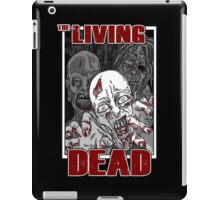 The Living Dead iPad Case/Skin