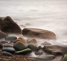 Misty waters by Jon Baxter