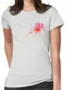 Died of a Broken Heart Womens Fitted T-Shirt