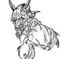 Beastman by andreyus