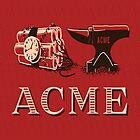 Classic ACME logo by 11grim