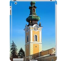 The monastery of Schlägl 2 | architectural photography iPad Case/Skin