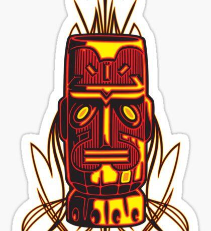 Kon Tiki Sticker