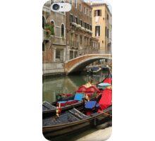 Gondolas 2 iPhone Case/Skin