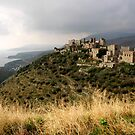 Peloponese,Mani by Vivi Kalomiri
