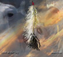 Spirit in the Sky by Rebecca Bryson