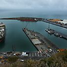 Port Of Napier by Derek Kan