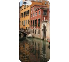Venice canals 6 iPhone Case/Skin