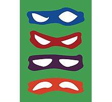 Mutants, Teenagers, Ninjas, Turtles Photographic Print
