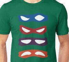 Mutants, Teenagers, Ninjas, Turtles Unisex T-Shirt