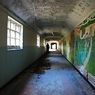 Severalls Asylum - One Corridor to Many by MidnightRunner