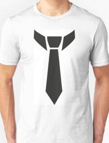 Noir Tie T-Shirt