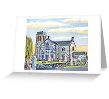 Dunlop Kirk Greeting Card