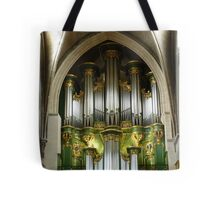 Green organ Tote Bag