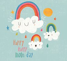 Happy Happy Mom Day by SillyHilli