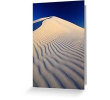 Lancelin Sand Dune  Greeting Card