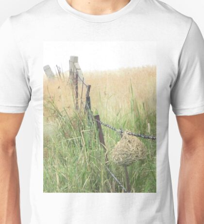 Any place for nesting Unisex T-Shirt