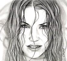 Evangeline Lilly by emizaelmoura