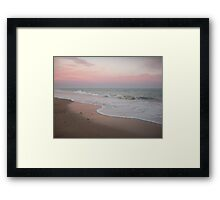 Sunset Old Bar 3 Framed Print
