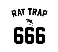 Rat Trap 666 Photographic Print