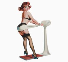 Pin-up Weight Problem Kids Clothes