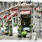 La Sauvagine watercolour by PhotosByHealy