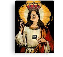 Our Lord Gaben T-Shirt Canvas Print